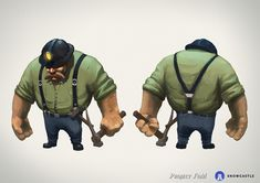 3d character concept - Google Search