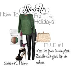 How To Sparkle For The Holidays - Stetson K Patton