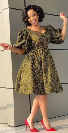 Latest African Fashion Dresses, African Dresses For Women, African Print Fashion, African Attire, Ankara Fashion, Africa Fashion, African Prints, African Print Clothing, African Fashion Designers