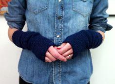 Arm Leggings | AllFreeKnitting.com