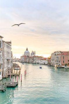 My Honeymoon Trip to Venice, Italy