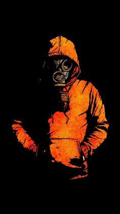 vulpes pilum mutat, non mores Art Print by Matthew Dunn - X-Small, Graffiti Wallpaper, Skull Wallpaper, Dark Wallpaper, Graffiti Art, Gas Mask Art, Masks Art, Gas Masks, 480x800 Wallpaper, 1080p Wallpaper