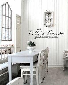 Vintage Interiors - Pollys Tearoom