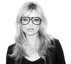 Kate Moss as and by Terry Richardson, NYC, April 2011