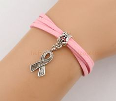 Ribbon+Charm+Breast+Cancer+Awareness+Ribbon+by+InfinityShowJewelry,+$1.99