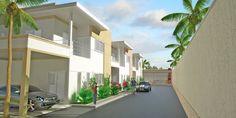 Arquitetura e Visualização Digital: Maquete: Condomínio Residencial
