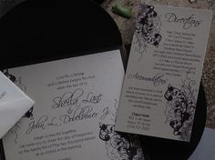 merlot wedding invitations