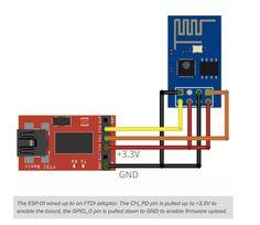 ESP8266 Programming Jig (for ESP-01) - Hackster.io