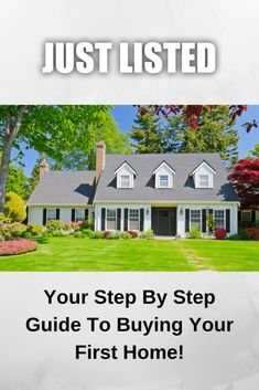 Looking to buy your first home? Not Sure where to start? Here is a complete step by step guide to buying your first home. Once you've read this article you will feel confident talking to mortgage lenders as well as real estate agents.