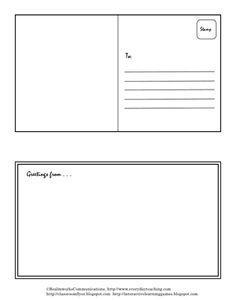 postcard template free printable Kim and Scotts wedding