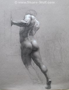 http://www.masterclass.figuredrawingonline.com life drawing within the same session #figuredrawingclasses