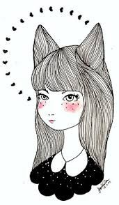 Image result for cute kitty cats drawings