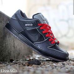6b0d9915788 Editing Nike SB Doom Low by Dank Customs Nike Sb Dunks