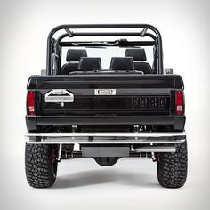 Classic Ford Broncos are a US company that specializes in restoring early model Ford Broncos. They hand-build only a small volume of Broncos each year, using only the best, original Ford Bronco bodies, and top of the line components. In fact, their