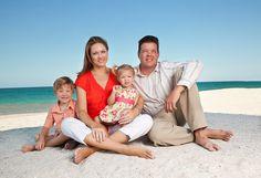 50 Examples of Excellent Family Photography | AntsMagazine.Com  white, orange