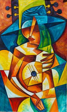 "cuban art | 18""X29"""