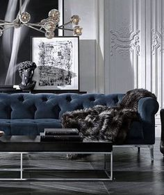 So so stunning. In love with the velvety couch. I've seen a lot of this lately. Velvet it coming back! Repost from @lorena07villa ••• #interiorinspo #interior #interiordesign #interiorstyle #interiorlovers #interior4all #interior123 #interiorforyou #interiordecorating #interiorstyling #interiorarchitecture #interiores #interiordesire #interiordesignideas #interiordetails #interiorandhome #interiorforinspo #deco #homedesign #homestyle #interiorinspiration #architecture #archilovers…