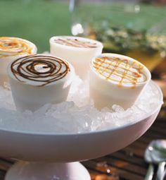 Cappuccino-Eis - Leckeres für und mit Eis - [LIVING AT HOME]