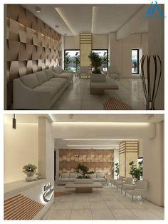 Tremendous 3D Designs for a Dental Clinic`s Interior by AmerAdnan.com