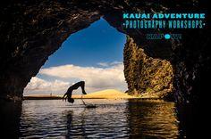 Kalalau Valley, Kauai- Kauai Adventure Photography Workshops  #kauai #hawaii #sand #sun #caves #ocean #coast #backflips #photography #adventure
