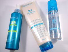 Salerm 21. El nuevo tratamiento completo para un cabello de cine.