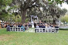 Savannah wedding by Donna Von Bruening Photographers