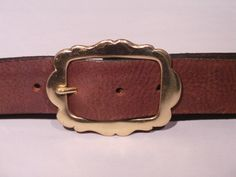 #Quality #leather #ladies #jean #belt. Order through bucklemybelt.com have your item delivered directly to your door. Handmade from the finest #Italian leather hide in the UK.