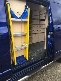 Excellent pickup trucks info is readily available on our site. Read more and you will not be sorry you did. Dewalt Tough System, Van Racking, Transit Custom, Vans Store, Side Door, Pickup Trucks, Storage, Trailers, Vw