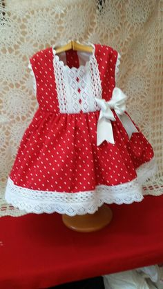Image gallery – Page 489414684496069552 – Artofit Kids Dress Wear, Little Dresses, Little Girl Dresses, Baby Dress Design, Baby Girl Dress Patterns, Baby Frocks Designs, Kids Frocks Design, American Girl Clothes, Girl Doll Clothes
