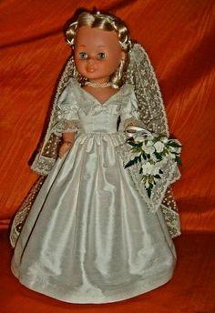 Nancy Doll, Bride Dolls, American Girl, Marie, Doll Clothes, Flower Girl Dresses, Wedding Dresses, Casual, Google