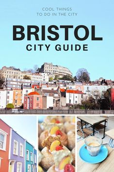 The best places to see, eat and play in Bristol with this cool city guide. Bristol city guide - discover the best things to do in Bristol, UK. Days Out With Kids, Family Days Out, Eurotrip, Stuff To Do, Things To Do, Bristol England, Bristol City, Uk Holidays, Travel Inspiration