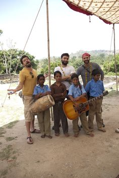 Hedley in India