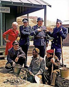 Hogan's Heroes..oldie but goodie