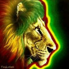 The Lion of Juda.