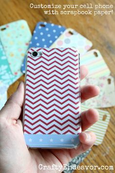 Cell phone case ideas