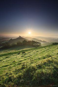 Dorset: Colmer's Hill Sunrise. | by Mike-DT6