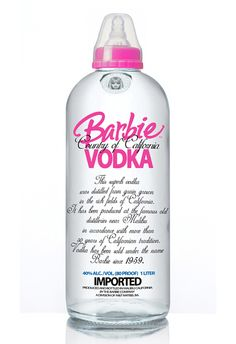 Barbie Vodka!