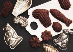 Dokonalé ořechové cukroví: Pracny, išelské, medovníkové, či Masarykovo - Proženy Korn, Christmas Cookies, Meat, Xmas Cookies, Christmas Desserts, Holiday Cookies