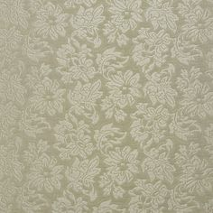 The K9248 SAGE upholstery fabric by KOVI Fabrics features Floral, Heirloom or Vintage pattern and Light Geen as its colors. It is a Brocade or Matelasse type of upholstery fabric and it is made of 62% cotton, 38% polyester material. It is rated Exceeds 45,000 Double Rubs (Heavy Duty) which makes this upholstery fabric ideal for residential, commercial and hospitality upholstery projects. For help Call 800-8603105.