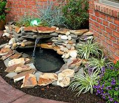 Kaila's Place | DIY Pond & Waterfall