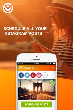 Now you can schedule all your Instagram strategy in just a few seconds.  Learn how to do it on the complete Blogpost Guide.
