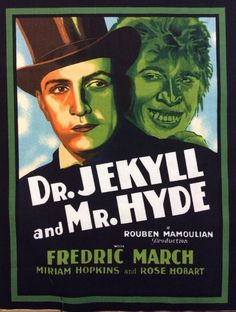 1897 – was an Armenian-American film and theatre director, responsible for - among other fine and gems, including some early technicolor productions - the 1931 (pre-Hays Code) version of Dr. Jekyll and Mr. Best Horror Movies, Classic Horror Movies, Horror Films, Armenian American, Horror Movie Posters, Film Posters, Jekyll And Mr Hyde, Sound Film, Best Horrors