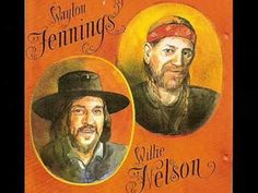 Waylon Jennings and Willie Nelson Luckenbach Texas song Old Country Music, Outlaw Country, Country Music Videos, Old Music, Country Songs, Country Hits, Waylon Jennings, Music Licensing, Willie Nelson