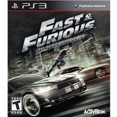 Fast Furious Showdown PS3