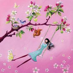 Usando un árbol verde en tu corazón y tal vez los pájaros cantan... ♥