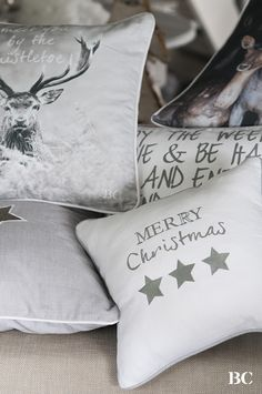 Bastion Collections Winter 2015 #MerryChristmas #Xmas #Cushions