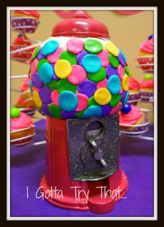 Bubble Gum Cake and Party | I Gotta Try That...