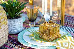 lantern Centerpieces, Table Decorations, Warm Autumn, Fall Weather, Tribal Prints, Tablescapes, Lanterns, Simple, Inspiration