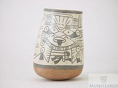 Nasca, Catálogo On Line Museo Larco Nazca Peru, Peruvian Art, Hispanic Culture, Inca, Pottery Art, Archaeology, South America, Folk Art, Terracota