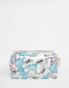 Skinny+Dip+Grrr+Dinosaur+Make+Up+Bag